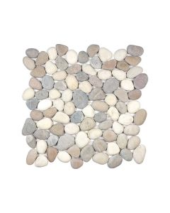 Bali Harmony Warm Blend Tumbled Pebble