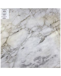 Bianco Cascia 24x24 Polished - Stained