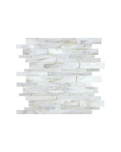 Cathedral Calacatta Random Strip Glossy