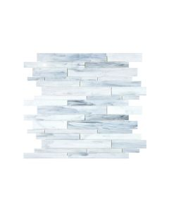 Cathedral Carrara Random Strip Glossy