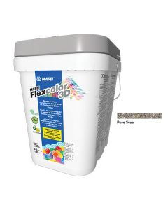 Flexcolor 3D Pure Steel 0.5 gallon