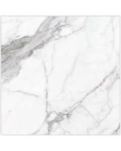 Marble Imitation Statuario Plus 24x24 Matte
