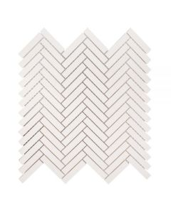Jeffrey Court* Herringbone Styx Pale 11x11.5