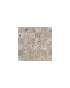Antico Walnut* Porcelain 2x2 Mosaic