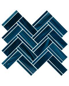 Cubist Cobalt* Acute Mosaic Glossy