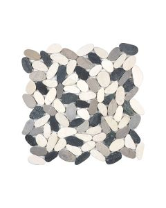 Bali Tranquil Cool Blend Flat Pebble