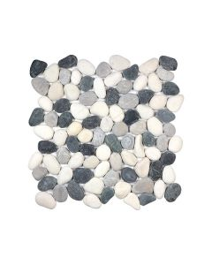 Bali Tranquil Cool Blend Tumbled Pebble