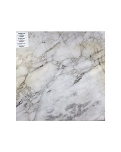 Bianco Cascia 18x18 Polished - Stained
