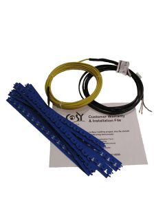 Cable Heating 110V 90 sqft