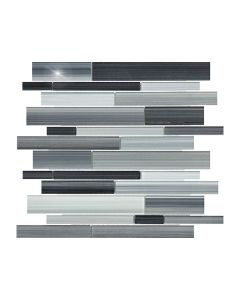 Fusion Carbon Random Strip Glossy