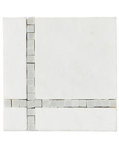 Jeffrey Court* Broadway Corner Grey 3x3
