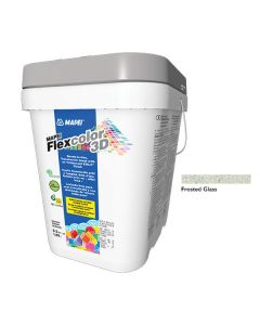 Flexcolor 3D Frosted Glass 0.5 gallon