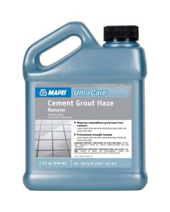 Ultracare - Cement Grout Haze Remover