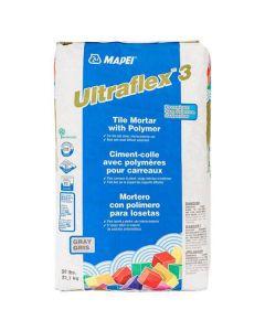 Ultraflex 3* - Premium Polymer Gray 50 lbs