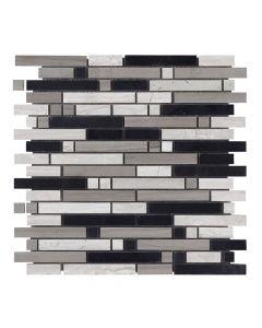 Jeffrey Court* Modish Pattern Mosaic Pattern B 12x12