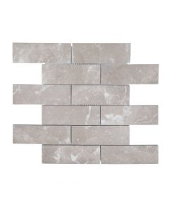 Jeffrey Court* Convex Mosaic - Suede