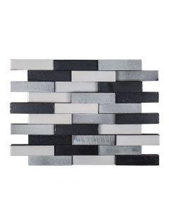 Ashland and Halsted Galvanized* Elevation Brick