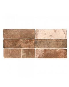 Jeffrey Court* Serra Brick 2.875x9.75