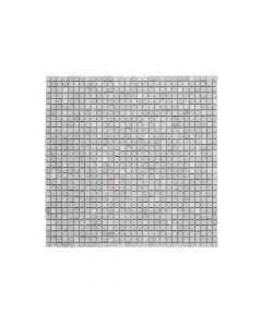 "Jeffrey Court* 3/8"" Composition Mosaic - Tunisian Grey"