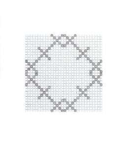 Jeffrey Court* Augusta Mosaic - Tunisian Grey