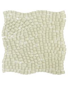 Reef Glass Aloe* Pebble Mosaic Matte