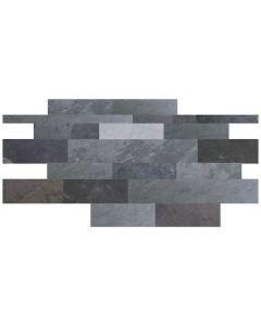 Lava Black Large Strips Calibrated