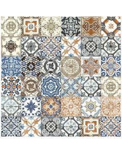 Marrakesh Color Mix 8x8 Matte