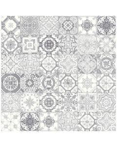 Marrakesh Grey Mix 8x8 Matte