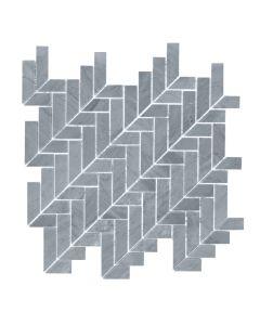 Cubist Bardiglio*  Herringbone  Polished