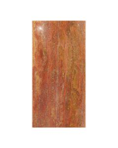 Red Travertine 4x8 Panel