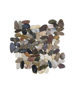 River Beach Flat Pebble