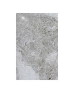 Silver Shadow Marble 5x8 Panel