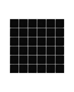 Soho Black 2x2 Matte