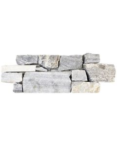 Stacked Stone Nordic Marble Splitface 8x24
