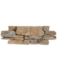 Stacked Stone Rusty Quartzite Splitface 8x24