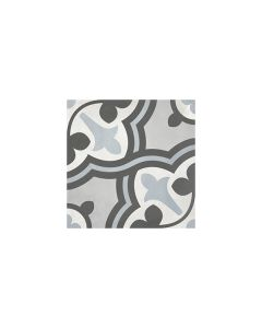 Form Tide* Baroque Deco Tile 8x8