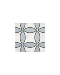 Form Tide* Zenith Deco Tile 8x8