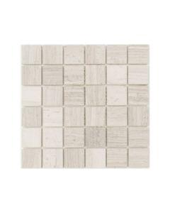 Wooden White 2x2