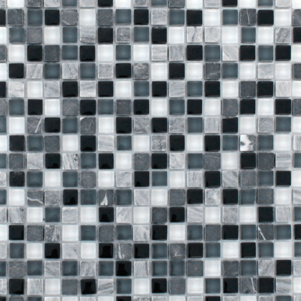 Dream Taurus Mini Squares Mixed Material Mosaic