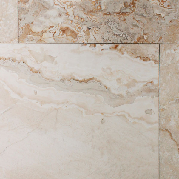 Durango White Honed Travertine
