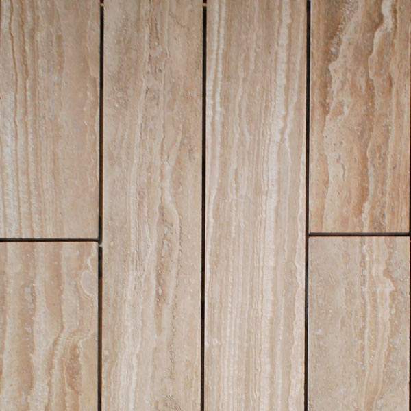 Yaku Veincut Honed Travertine