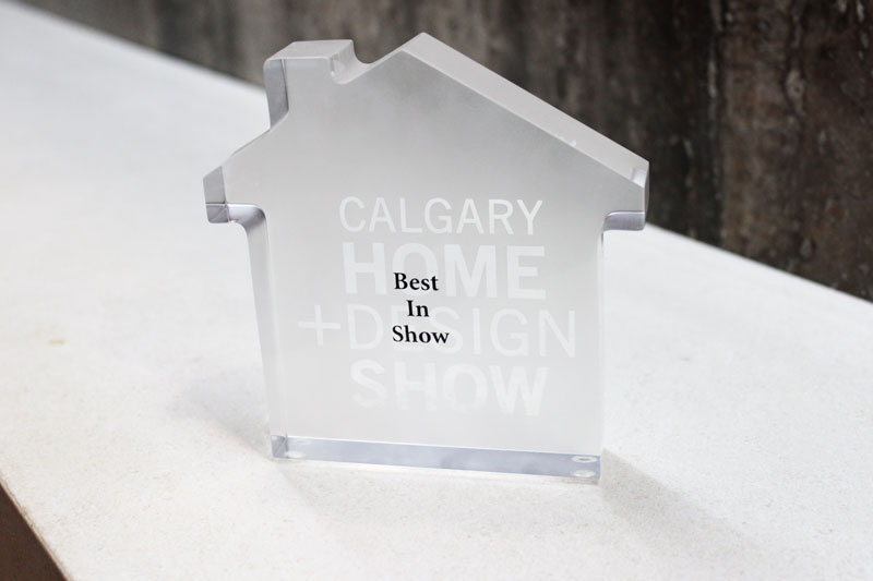 Calgary Home & Design Show - Best in Show Award - SALE - Tile Stone ...