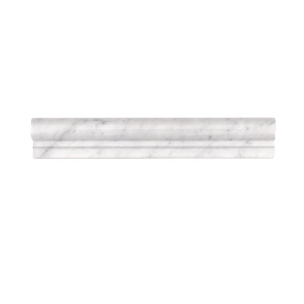 Bianco Carrara Chair Rail