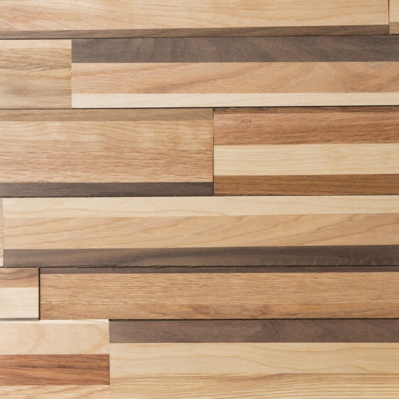 Ecolo Sao Paolo 3D Wood Wall Panelling