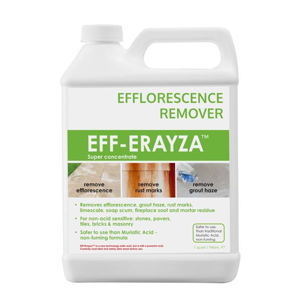 Eff-Erayza Efflorescence Remover
