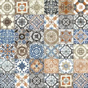 Marrakesh Color Mix Matte porcelain tile
