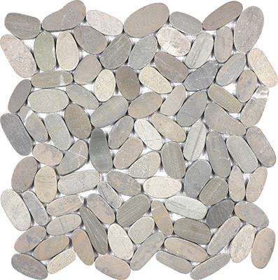 Vitality Mica Flat Pebble Mosaic
