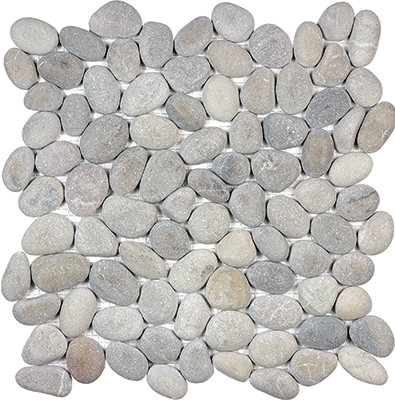 Vitality Mica Tumbled Pebble Mosaics