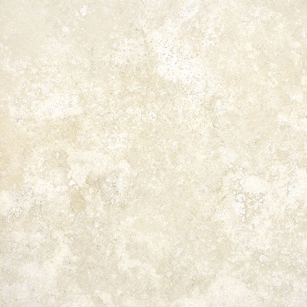 Ivory Travertine 18x18 Tile