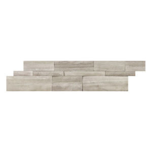 Marble Ledgestone Wooden Grey Splitface